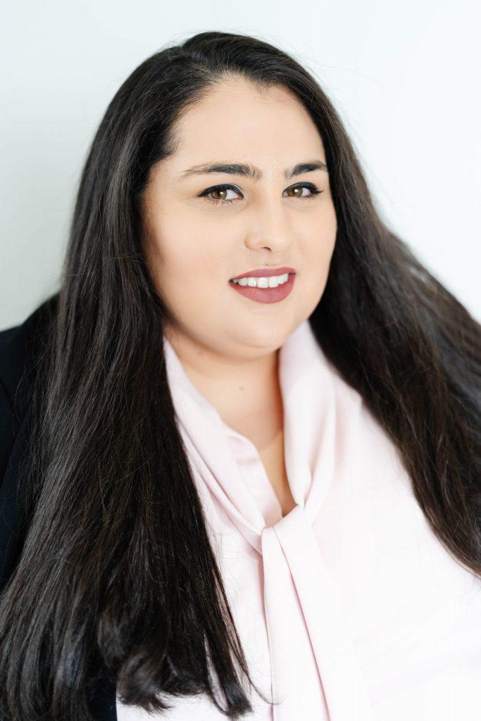 Taci Villarreal, Attorney